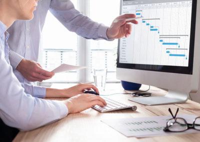 Geschäftsprozess Optimierung